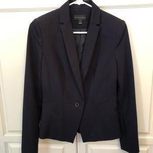 Ladies Worthington Dark Blue Suit Jacket, size 4,
